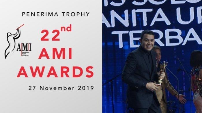 Daftar Lengkap Pemenang AMI Awards 2019, Adu Rayu Sabet 5 Penghargaan