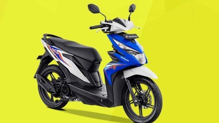 Ini Dia Daftar Lengkap 8 Pilihan Warna Terbaru Honda Beat Tribunnews Com Mobile