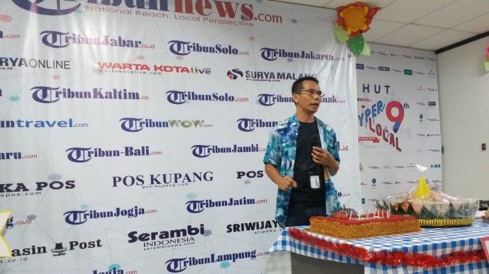 Ulang Tahun ke-9 Tribunnews.com, dari Kesederhanaan Menjadi Juara