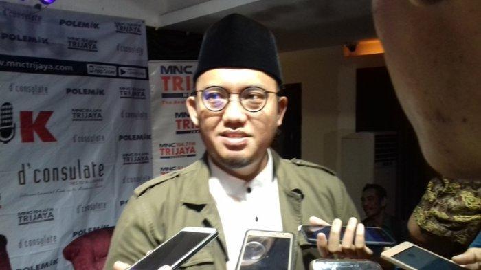 Debat Perdana Pilpres, Jubir BPN: Jokowi Tampil Bawa Beban Janji di Pilpres 2014