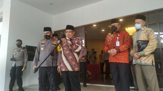 Kapolda Metro Jaya dan Ketum PBNU Lantik Dai Kamtibmas, Ini Tugas dan Kewajibannya
