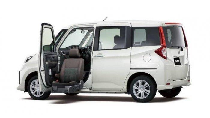 Daihatsu Luncurkan Thor Edisi Seat Lift di Jepang, Ini yang Bikin Istimewa