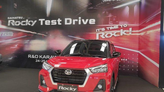 Sampai 22 Mei, Daihatsu Rocky Sudah Terjual 1.168 Unit