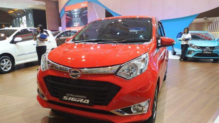 Kontribusi Penjualan Terbesar Daihatsu Masih Ditopang Sigra dengan 15.194 Unit