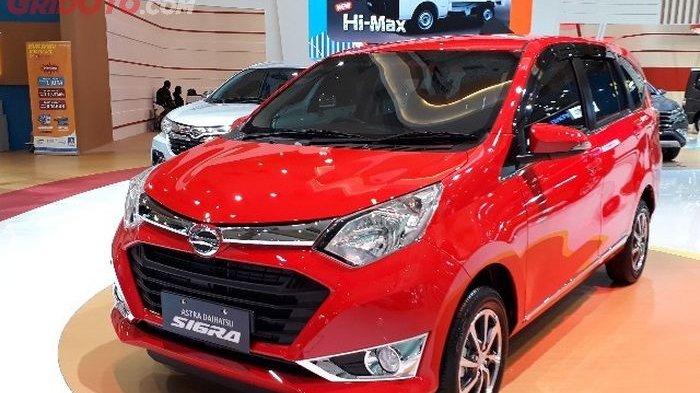 Daftar Harga Mobil Daihatsu Sigra Terbaru 2019 Mulai Rp 114 Juta Hingga 156 Jutaan Tribunnews Com Mobile
