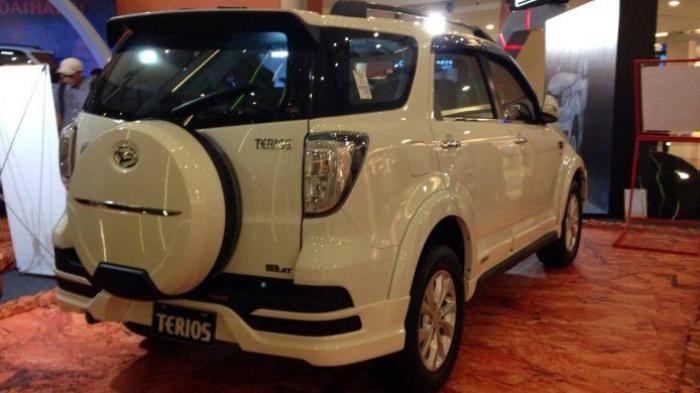 Daftar Ubahan pada Daihatsu Terios Facelift
