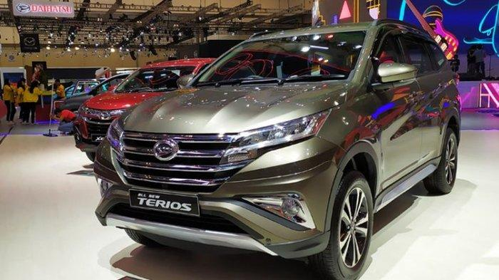 Harga Terbaru Mobil Daihatsu Tanpa PPnBM, Terios Dijual Mulai Rp 200 Juta