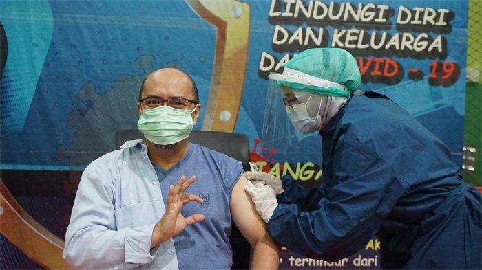 Update Terbaru, Karyawan Beserta Keluarga Daihatsu Menerima Vaksinasi Covid19