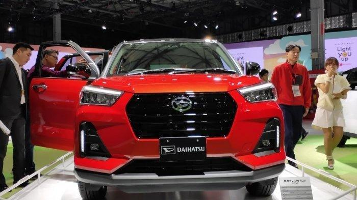 Ini Bakal Mesin Daihatsu Rocky, SUV yang Disebut-sebut akan Hadir untuk Pasar Indonesia