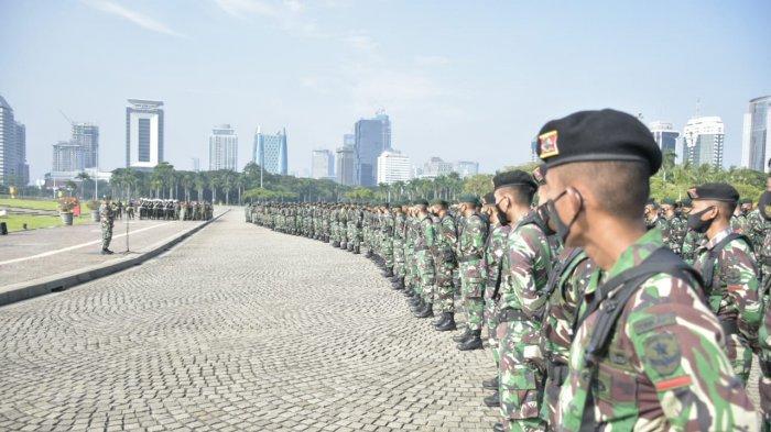 Kodam Jaya Imbau Masyarakat Rayakan Hari Raya Idul Fitri 1442 Hijriyah Tanpa Kerumunan