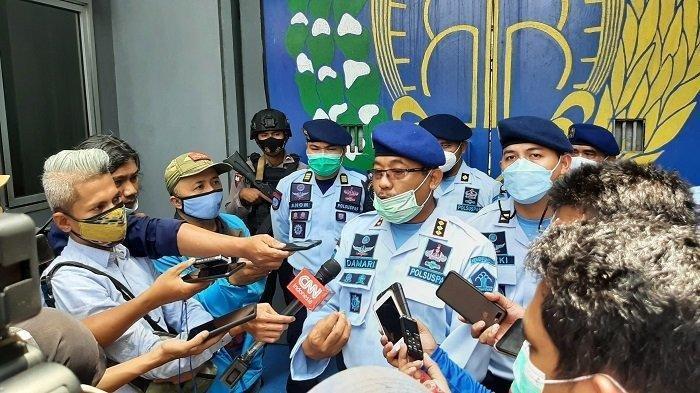 34 Narapidana Terorisme di Lapas Gunung Sindur Ikrarkan Kesetiaan pada NKRI