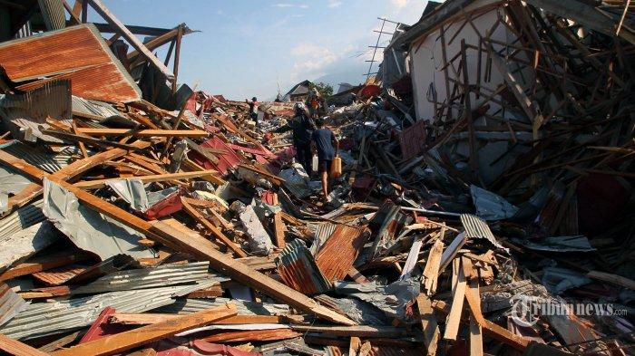 Menko PMK Terus Ikut Koordinasian Penanganan Dampak Bencana Palu dan Donggala