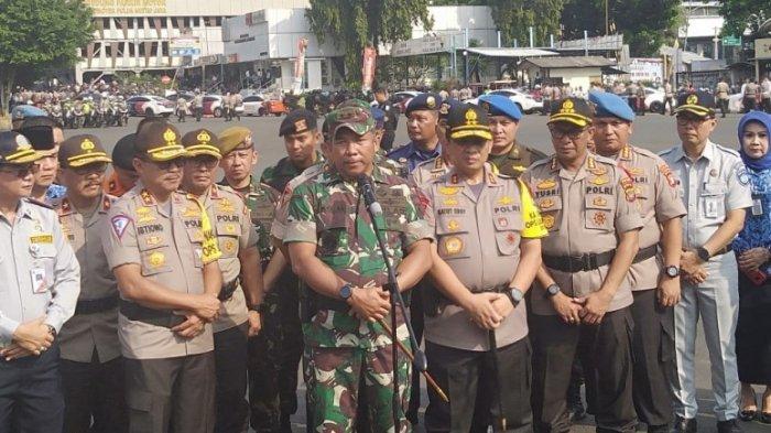Antisipasi Kejahatan Saat Nataru, Polisi dan TNI Bersinergi dalam Operasi Lilin Jaya 2019