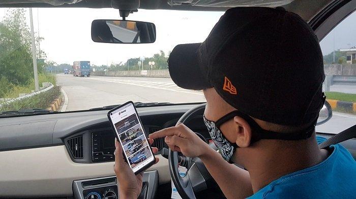 Tak Lagi Bimbang, Danan Puas Info Lengkap Jalan Tol Hanya dalam Genggaman