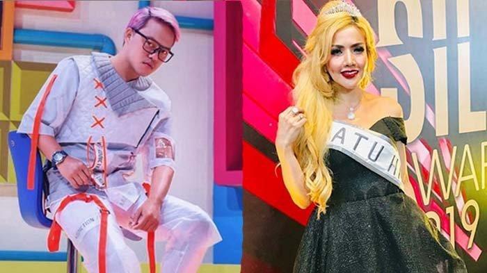 Bertemu dengan Barbie Kumalasari di TV, Danang DA2 Sindir Parfum Rp 500 Juta: Otak Lu Perlu Refill !