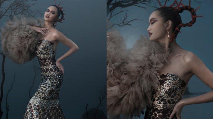 Raih Gelar Indonesia's Next Top Model, Danella Ilene Bawa Pulang New Honda HRV dan Uang Rp 100 Juta