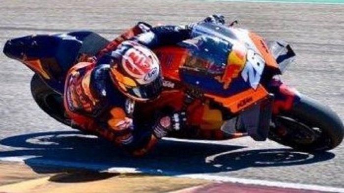 Dani Pedrosa jadi test rider KTM