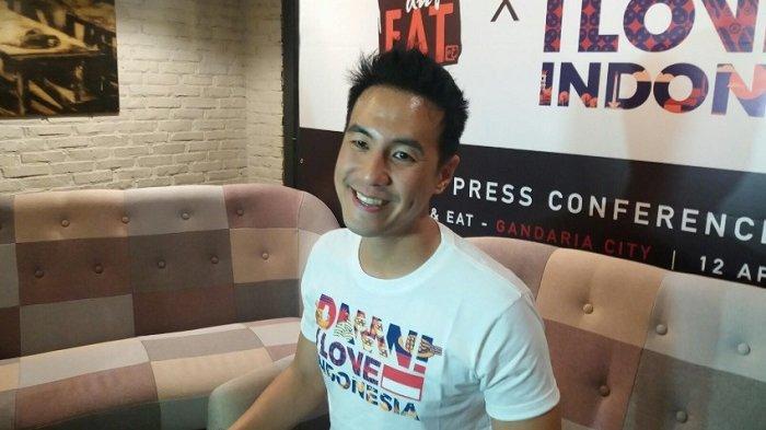 Daniel Mananta Sedih Tim Bulutangkis Indonesia Harus Mundur dari Ajang All England