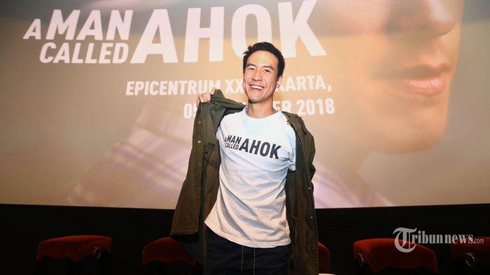 Hadiri Premier Film A Man Called Ahok, Daniel Mananta Ajak Sang Istri