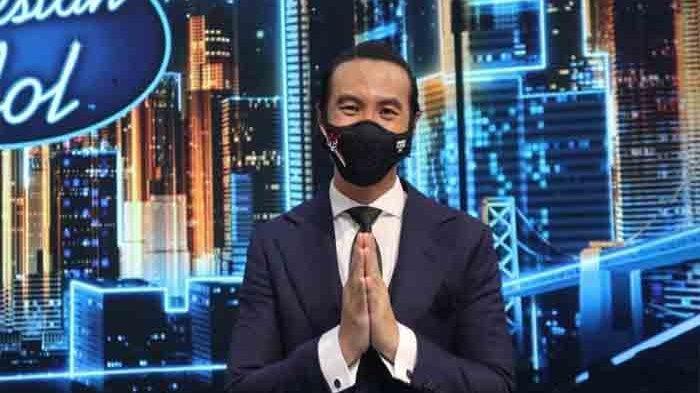 Tangisan Daniel Mananta Saat Kembali Pamit Dari Panggung Indonesian Idol