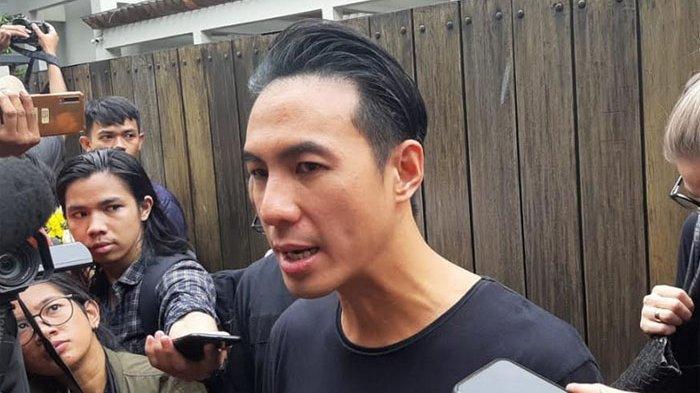 Daniel Mananta saat ditemui di kawasan Pejaten, Jakarta Selatan, Selasa (18/2/2020).