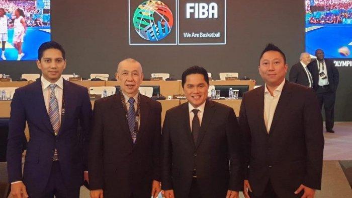 PP Perbasi Siapkan Tiga Lapis Timnas Basket Jelang Hadapi Dua Ajang Besar