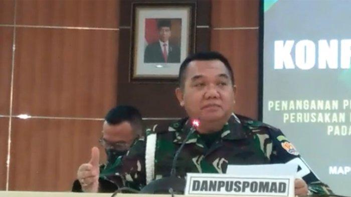 Update Kasus Penyerangan Polsek Ciracas: Sudah 66 Oknum Anggota TNI Ditetapkan Tersangka