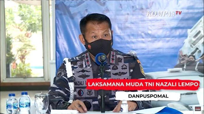 Danpuspomal, Laksamana Muda (Laksda) TNI Nazali Lempo ss