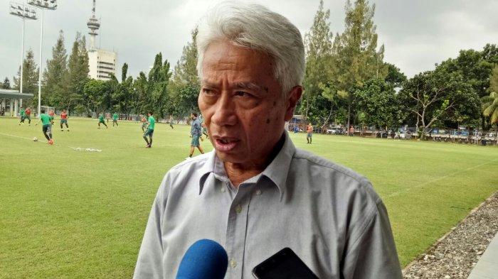 Usai Pantau Latihan Timnas Indonesia, Coach Danurwindo Terkapar