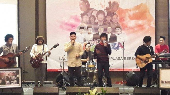 Rian dMasiv Hingga Fadly Padi Spesialkan Album Religi Indonesia Menghafal Alquran