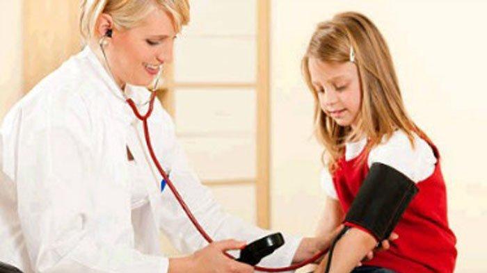 Awas! Jangan Terpesona dengan Anak Gendut, Bisa Terkena Darah Tinggi Lo