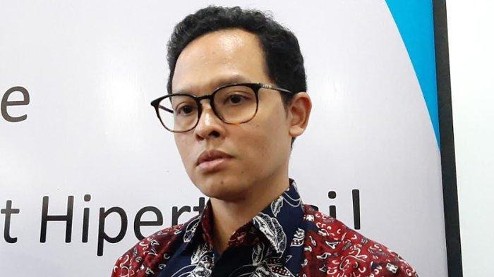 Dokter Spesialis Jantung dan Pembuluh Darah, Ario Soeryo Kuncoro saat ditemui di kawasan Jakarta Pusat, Kamis (20/2/2020).