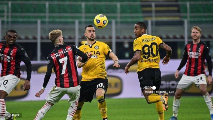 HASIL LIGA ITALIA: AC Milan Nyaris Kalah di Kandang, Kessie jadi Pahlawan, Peluang Inter Jaga Jarak