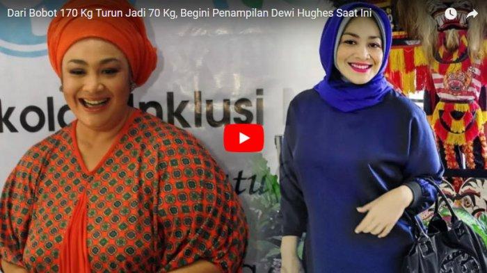 Tips Diet Kenyang Ala Dewi Hughes: Lemak Tidak Membuat Gemuk, yang Membuat Gemuk itu Gula