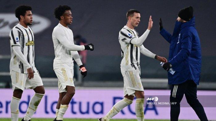 Live Streaming TV Online Juventus vs Dynamo Kyiv Liga Champions, Akses Link Nonton di Hp di Sini