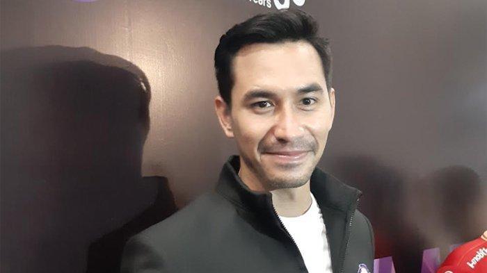 Darius Sinathrya ditemui disela-sela buka puasa bersama Rans Cilegon FC, di Prestige Image Motorcars Pluit, Jakarta Utara, belum lama ini.