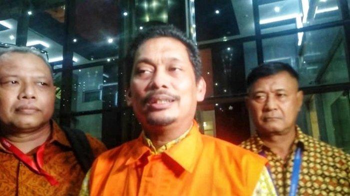 KPK Eksekusi Eks Dirut PT INTI Darman Mappangara ke Lapas Sukamiskin