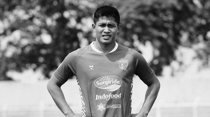Daryono, kiper Badak Lampung yang meninggal pada Senin (9/11/2020) karena DBD.
