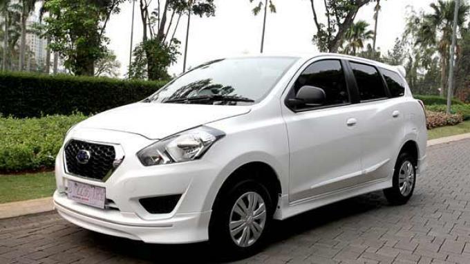 Datsun Go Dan Go Panca Sudah Pakai Fitur Power Window Tribunnews Com Mobile
