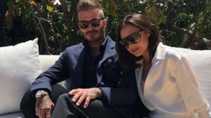 Dikabarkan Positif Covid-19, David Beckham dan Victoria Diberitakan Panik & Langsung Karantina
