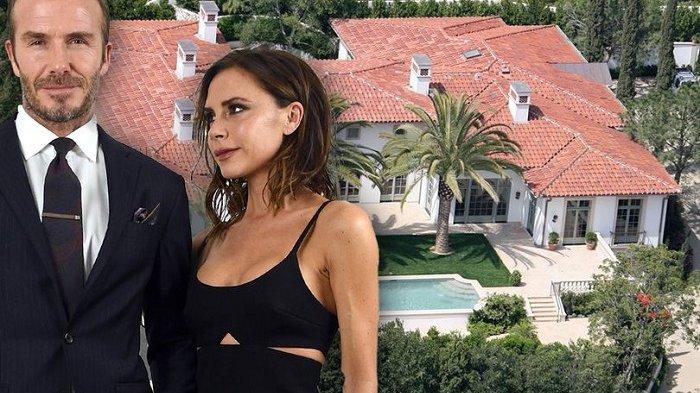 David Dan Victoria Beckham Jual Rumah Di Los Angeles Tribunnews Com Mobile