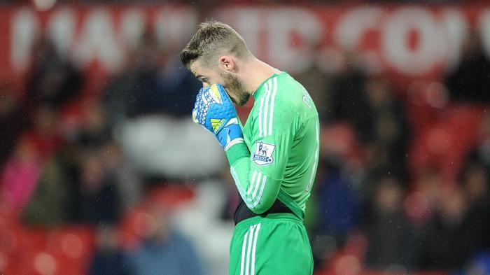 Cedera De Gea Jadi Pukulan Berat bagi Man United Jelang Lawan Liverpool