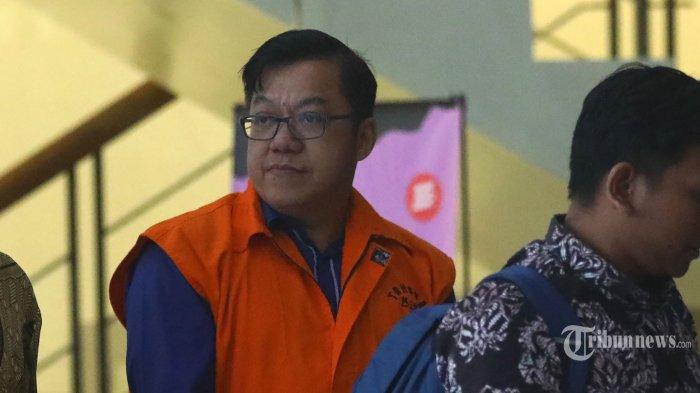 KPK Setor Uang Rp 699 Juta ke Kas Negara dari Terpidana Kasus Korupsi David Manibui