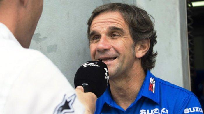 Manager Tim Suzuki Ecstar, Davide Brivio Katakan Balapan Paling Penting Kali ini Melawan Corona