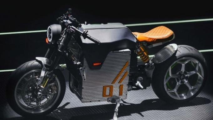 Berdesain Futuristik, e-Bike DC100 dan DV Classic Siap Ramaikan Pasar Sepeda Motor Listrik