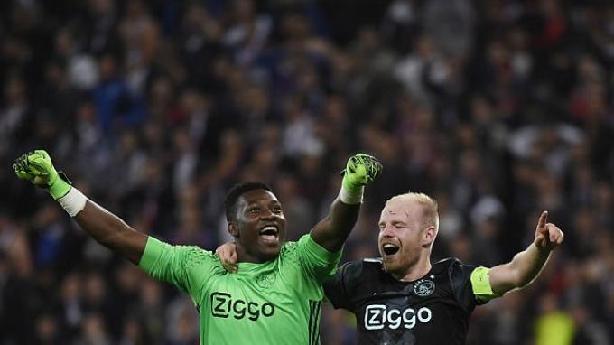 Video Gol-gol Lyon vs Ajax Amsterdam 3-1 di Leg II Semifinal Liga Eropa