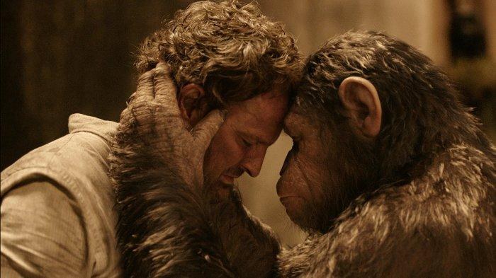 Sinopsis Film Dawn of the Planet of the Apes, Tayang di Big Movies GTV Malam Ini Pukul 22.00 WIB