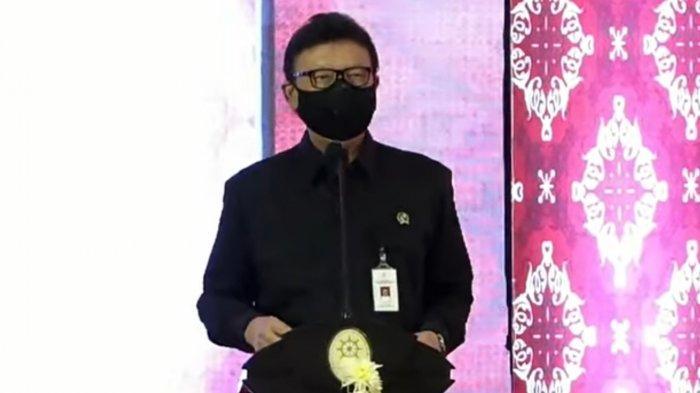 Rayakan Idulfitri di Tengah Pandemi, Menteri Tjahjo: Terima Kasih ASN yang Patuhi Larangan Mudik