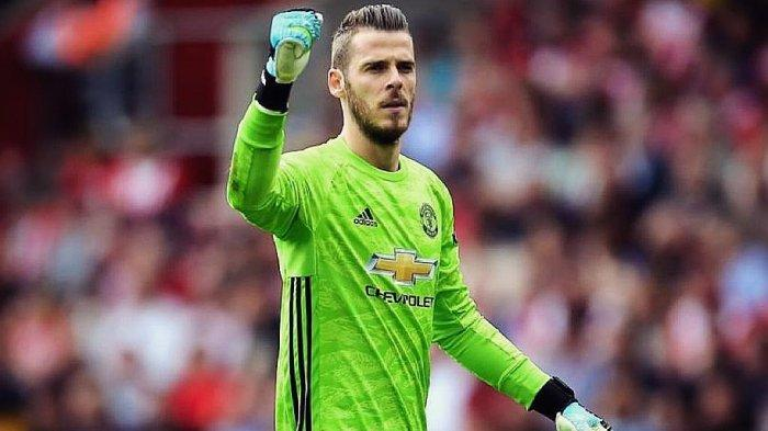 De Gea Optimis kalahkan West Ham (@d_degeaofficial)