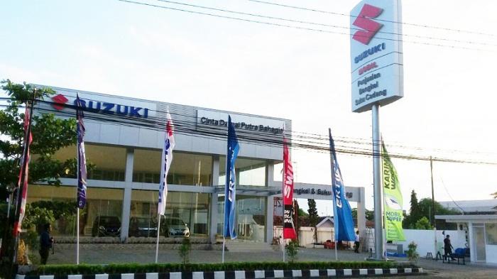 Beroperasi di Kadipaten, Suzuki Resmikan Dealer 3S Ke-37 di Jawa Barat